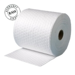 ECO-Line, Oil-Only Binding Fleece, white, Pad Roll