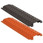 "Kabelbrücke Checkers Fastlane® 1 Channel 4"" Drop Over Orange"